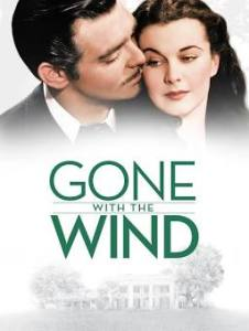 Greatest of all time movie Gone with the wind