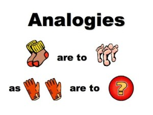Word of the day-Analogy
