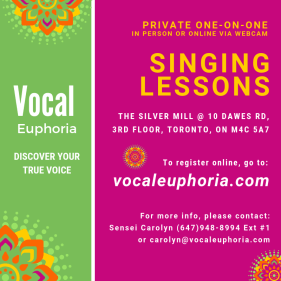 Instructor Singing Lessons for Adults