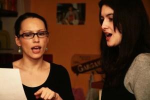 Cours de chant Anaïs