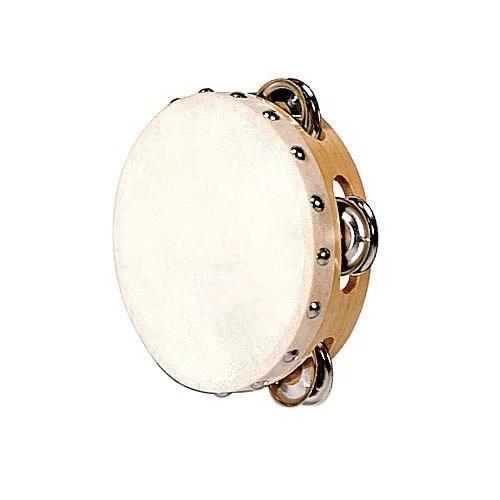 idée cadeau chanteur tambourin à peau