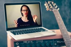 cours de chant e-learning