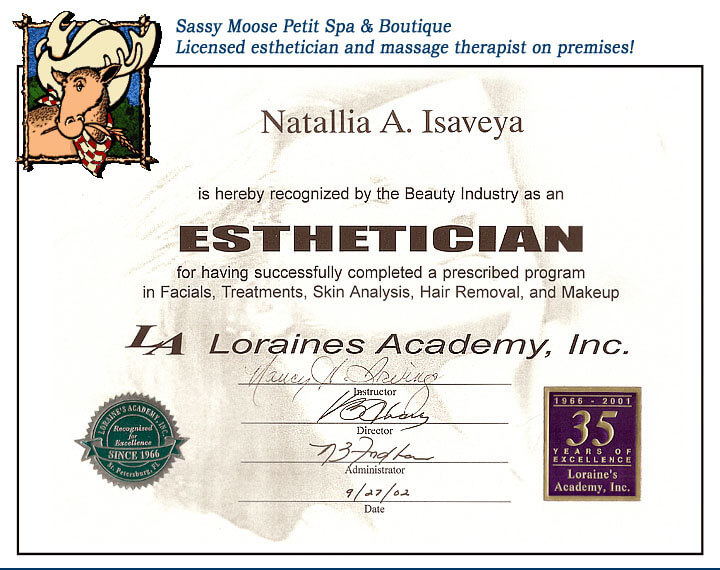 How To Become An Esthetician Career Salary Training