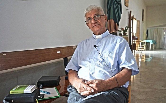 Padre Meli prete coraggio