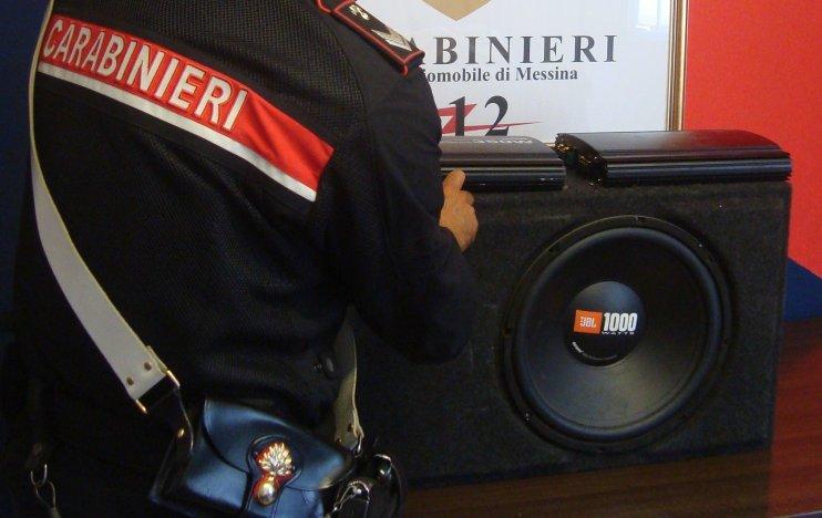 Apaprato stereo