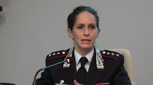 camastra carabinieri