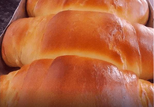 Receita de Pão Caseiro Fácil de fazer