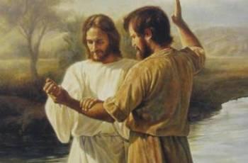 Batismo nas águas