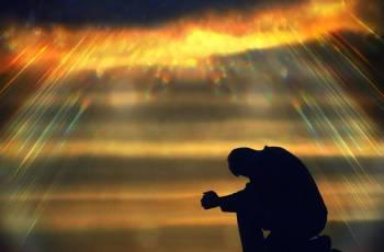 Orações no monte