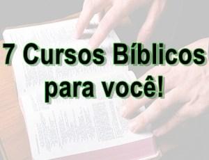 Você quer conhecimento para enriquecer o seu ministério?