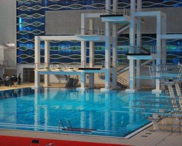 Guadalajara-Diving-Pool