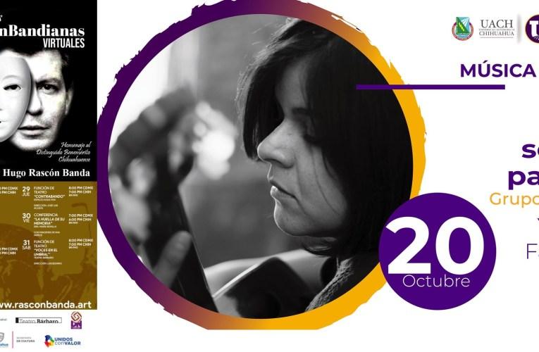 Agenda cultural para el 20 de octubre