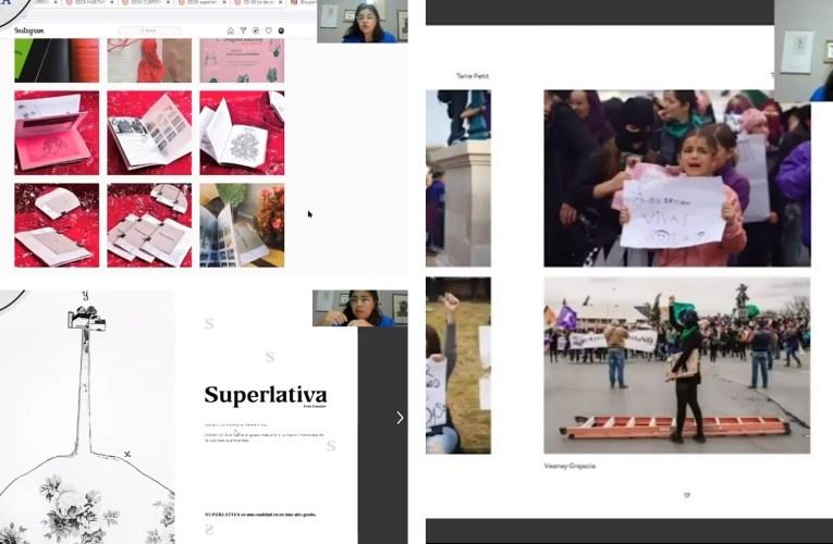Dan un nuevo espacio a las voces femeninas con el fanzine Superlativa