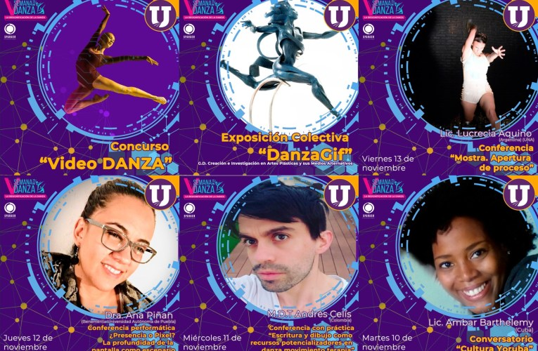 Realiza UACH la V Semana de Danza en formato digital