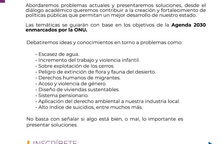 Universitarios presentarán soluciones a problemas de Chihuahua, lanza UACH  convocatoria a estudiantes y docentes