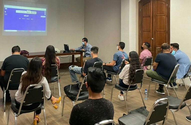 Realizan primer concurso de cultura general en Parral para jóvenes