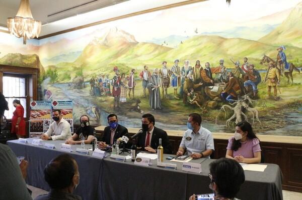 Invitan Municipio y CANACO a celebrar D´´ía Mundial del Turismo en Ex Hacienda del Torreón