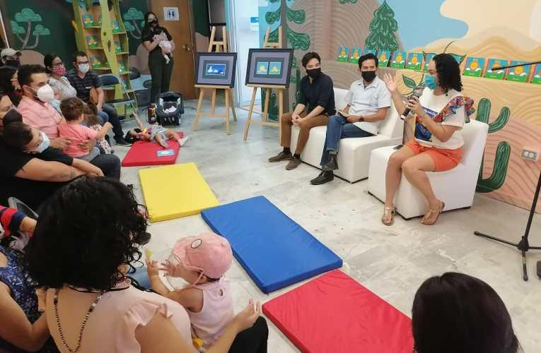 Con presentación de libro bilingüe y activación para bebés, arranca la Segunda Jornada de Arte para la Primera Infancia