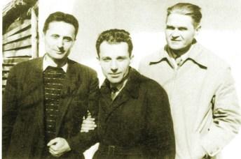 Corneliu Coposu in tinerete Ion Diaconescu