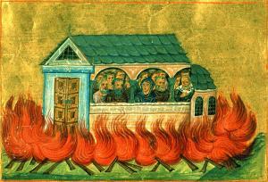 Sf. 20.000 de Mc. arşi în Nicomidia