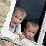 copiii romani din Poroscov
