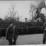 Parada Odesa regele Mihai