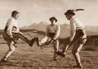 dans de pastorii polonezi din munti