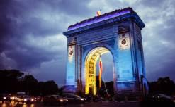 arcul de triumf de la Bucuresti