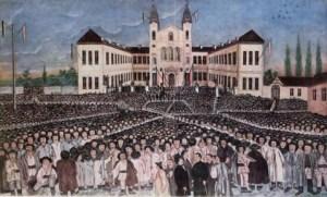 Campia libertatii, marea adunare nationala de la Blaj din 1848