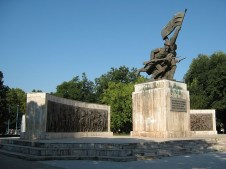 monumentul Independentei din Turnu Magurele