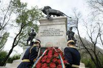 monumentul eroilor arma geniu din Bucuresti