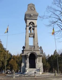 monumentul eroilor galata Iasi