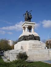 monumentul eroilor sanitari din Bucuresti