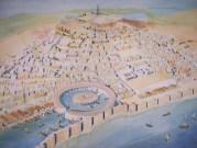 Cartagina vedere Byrsa desen