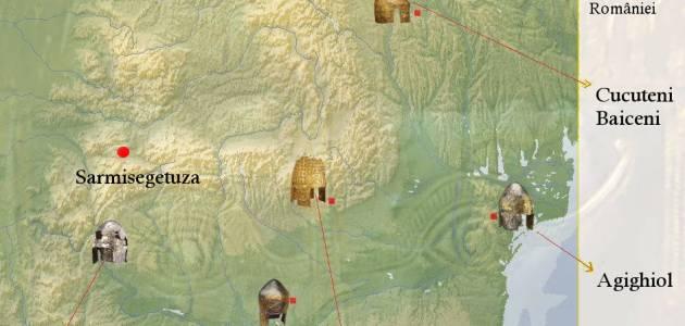harta coifurilor princiare get-dace