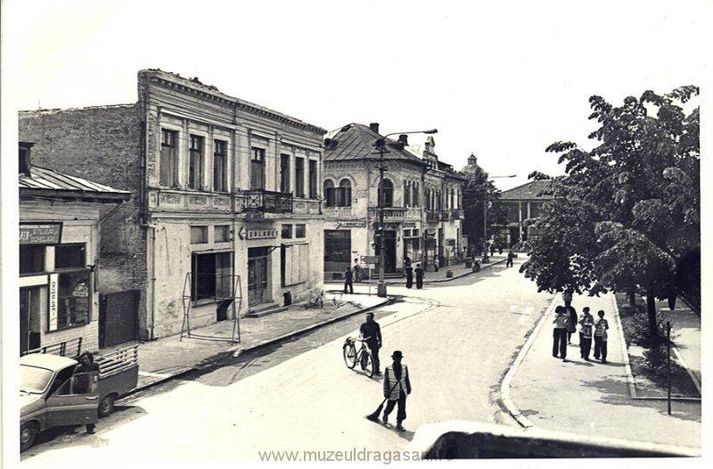 vechiul Dragasani in poze