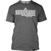 Scripture Alone Charcoal Heather