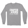 Chapter and Verse, Please Long Sleeve