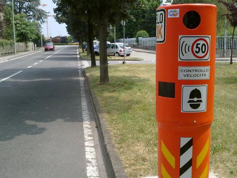 Autovelox - sistem za kontrolu brzine u naseljenom mestu