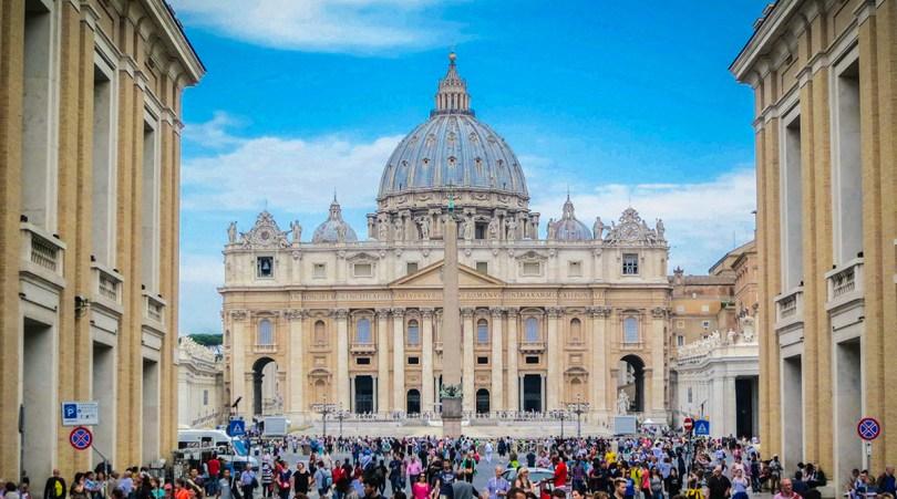 Bazilika Svetog Petra u Rimu