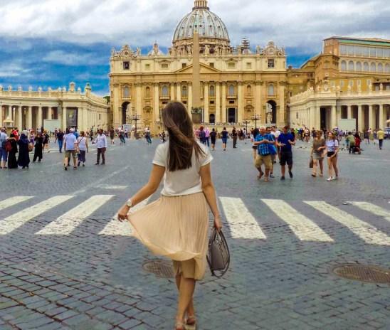Šta videti u Vatikanu: mini-vodič za mini-državu