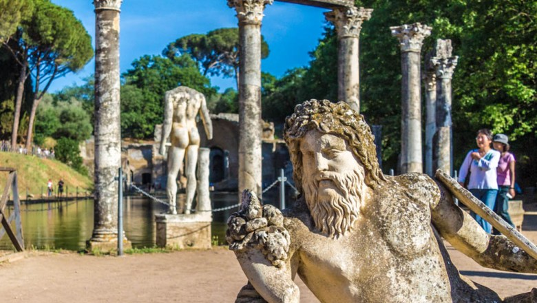 Hadrijanova vila u Tivoliju – mini-grad za uživanje jednog cara