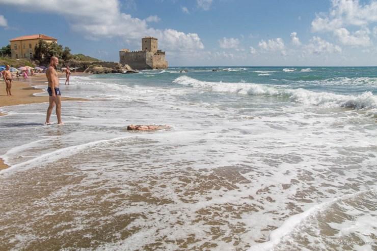 Plaža Torre Astura