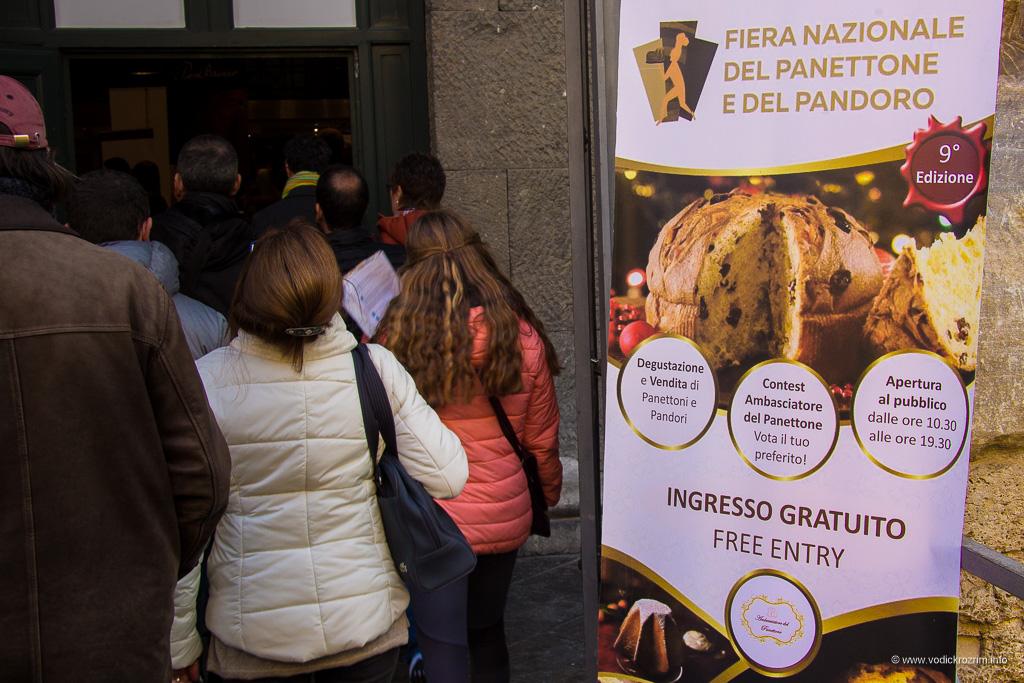 """Nacionalni sajam božićnog hleba """"Fiera Nazionale del Panettone e del Pandoro"""""""