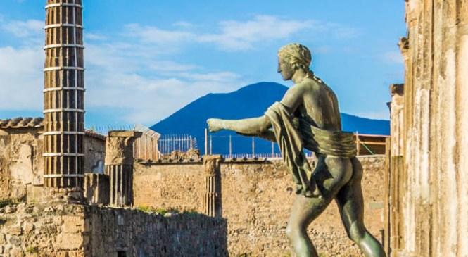 Pompeja u jednom danu autobusom iz Rima