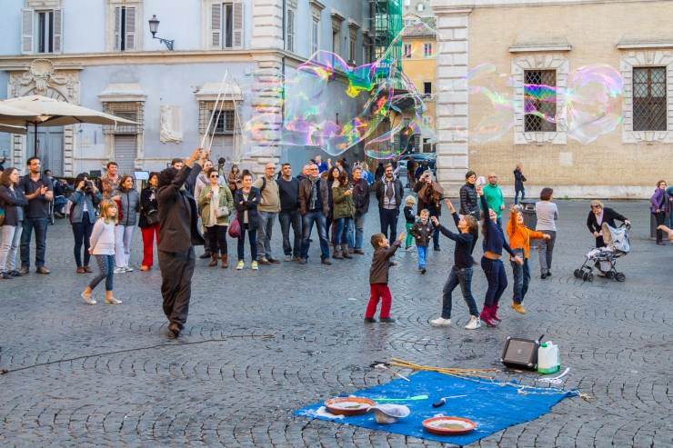 Kvart Trastevere u Rimu (foto: Vodič kroz Rim)