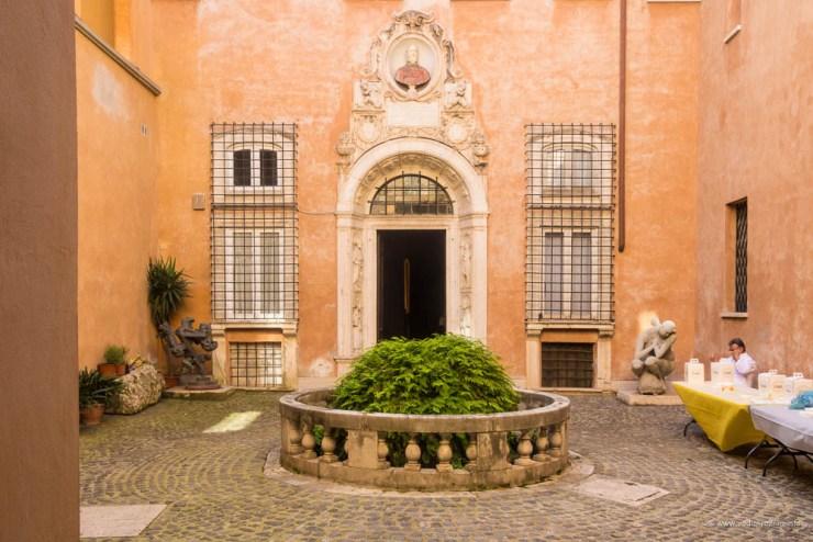 Otvoreni atrijumi Rima