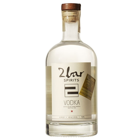 2Bar Vodka