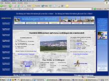 2004: Neben mehr Inhalt auf einen Blick gibt es nun auch Raum für Sponsoren