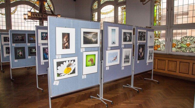 Ein Blick in die Ausstellung (Foto: Verein/Bennoit)